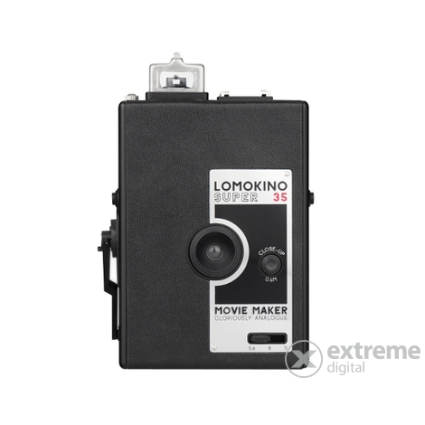 Lomokino analóg 35mm-es kamera   Extreme Digital