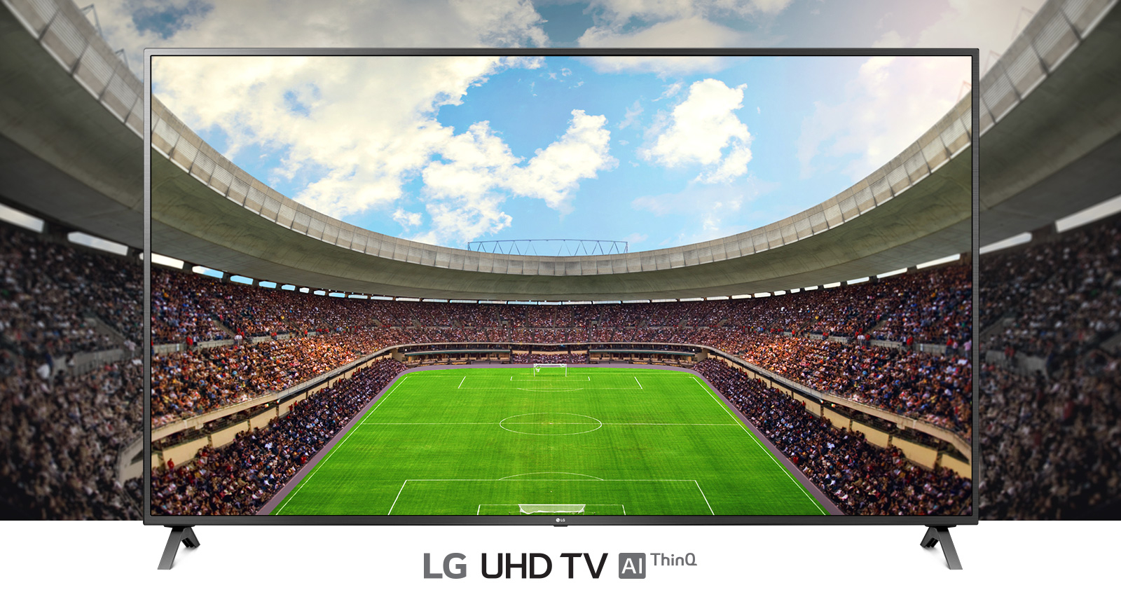 LG UN81 4K Smart UHD TV