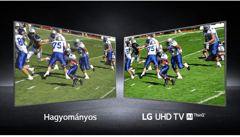 LG UN80 4K Smart UHD TV