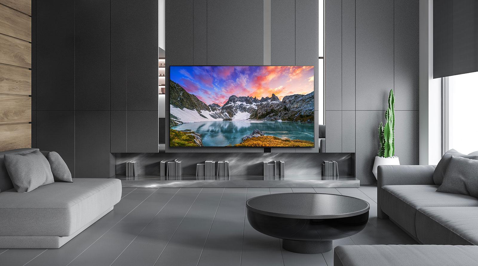 LG NANO813NA NanoCell Ultra HD Televízió