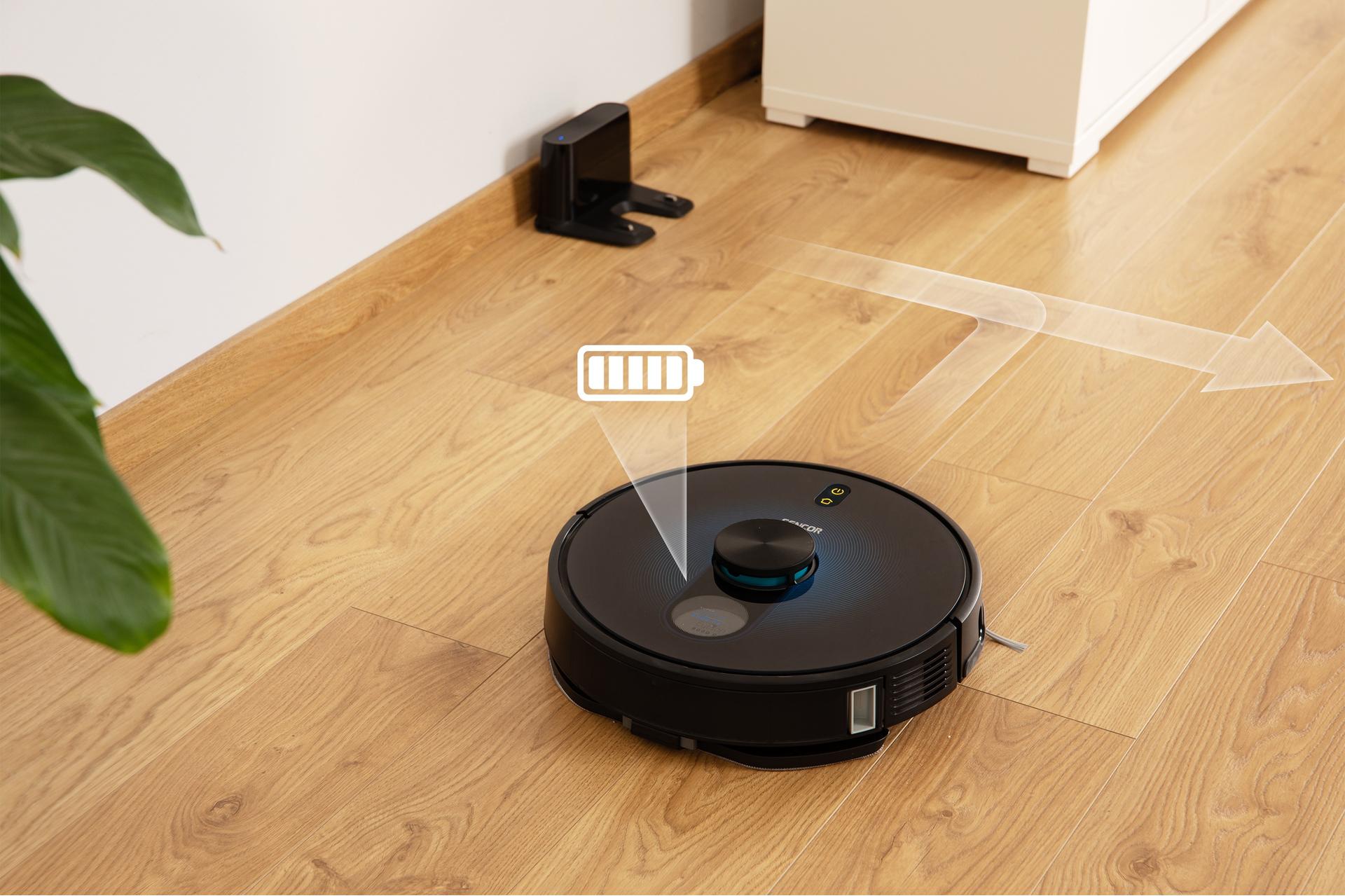 Robotski sesalnik Sencor