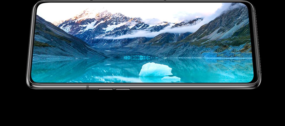 Samsung Galaxy A80 Dual SIM (SM-A805) kártyafüggetlen okostelefon, Black (Android) 05