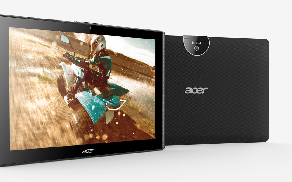 acer iconia b3 a40 k07m nt 10 32gb wi fi tablet fekete android extreme digital. Black Bedroom Furniture Sets. Home Design Ideas