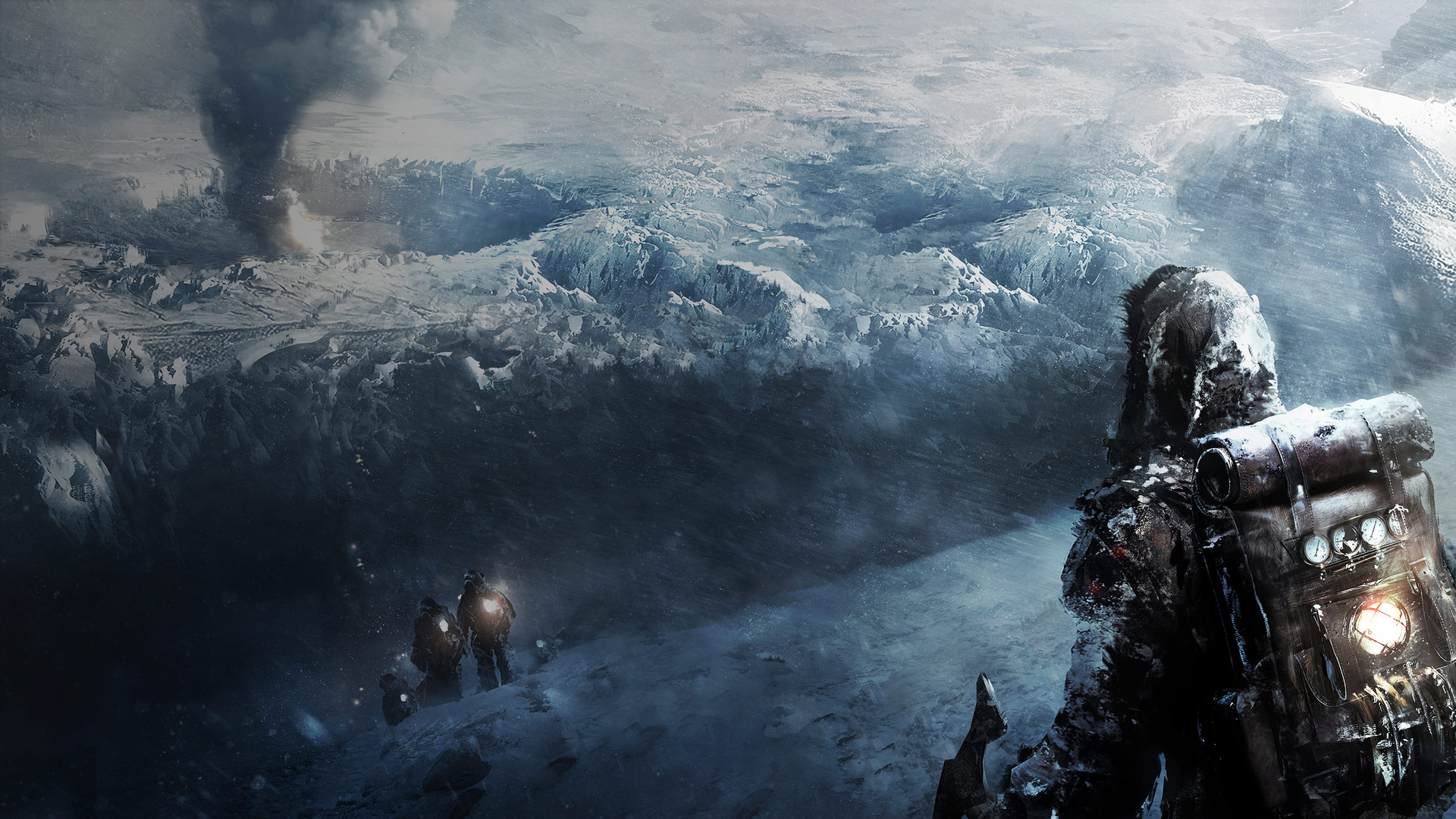Frostpunk Game of the Year Edition PC játékszoftver_1
