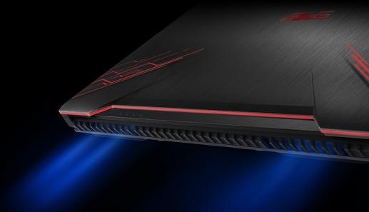 Asus TUF Gaming notebook