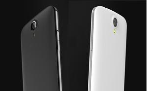 Doogee X6 Dual SIM k�rtyaf�ggetlen okostelefon, fekete (Android)