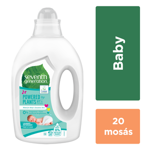 Seventh Generation Baby mosógél