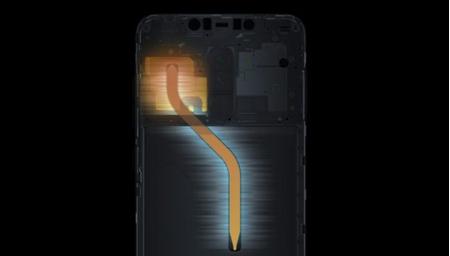 Xiaomi Pocophone F1 6GB/64GB Dual SIM kártyafüggetlen okostelefon, kék 04