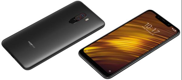 Xiaomi Pocophone F1 6GB/64GB Dual SIM kártyafüggetlen okostelefon, kék 01