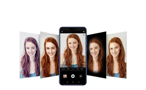 Honor 8X 4GB/128GB Dual SIM kártyafüggetlen okostelefon, fekete (Android) 12