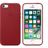 Apple iPhone SE bőrtok, (PRODUCT)RED (mr622zm/a)