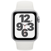 Apple Watch SE GPS, 40mm, Silver