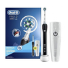 Oral-B PRO 2  2500 elektromos fogkefe CrossAction fejjel, fekete