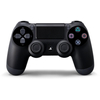 PlayStation 4 (PS4) Dualshock 4 V2 Wireless Controller, čierny