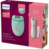 Philips BRP529/00 Satinelle Essential trio epilator szett