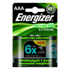 Energizer Extreme PreCharged 800mAh AAA 2 ks