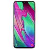 Samsung Galaxy A40 4GB/64GB Dual SIM (SM-A405) Smartphone ohne Vertrag, Orange (Android)