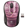 Mouse optic Logitech M305 Wireless Mouse Plum Current