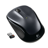 Logitech M325 Wireless Dark Silver myš