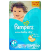 Пелени Pampers Active Baby-Dry  4+ Maxi+ 70 бр.