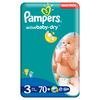 Пелени Pampers Active Baby 3 midi 70 бр.