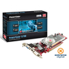 Card VGA PowerColor ATI Radeon X700 256MB DDR2 PCI-EX