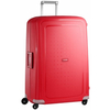 Куфар Samsonite S Cure Spinner 81 cm, червен