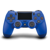 PlayStation 4 (PS4) Dualshock 4 V2 Wireless (kabelloser) Controller, blau