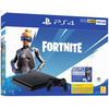 PlayStation® PS4 Slim 500GB, fekete + Fortnite Neo Versa játékkonzol