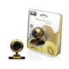 Cameră web Sweex Golden Kiwi Gold USB, auriu