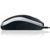 Mouse optic Sweex MI510 PS/2, negru/argintiu