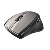 Mouse wireless Trust MaxTrack 17177, negru-argintiu