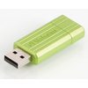 Verbatim 8GB Flash Drive Pin Stripe, Eucalyptus