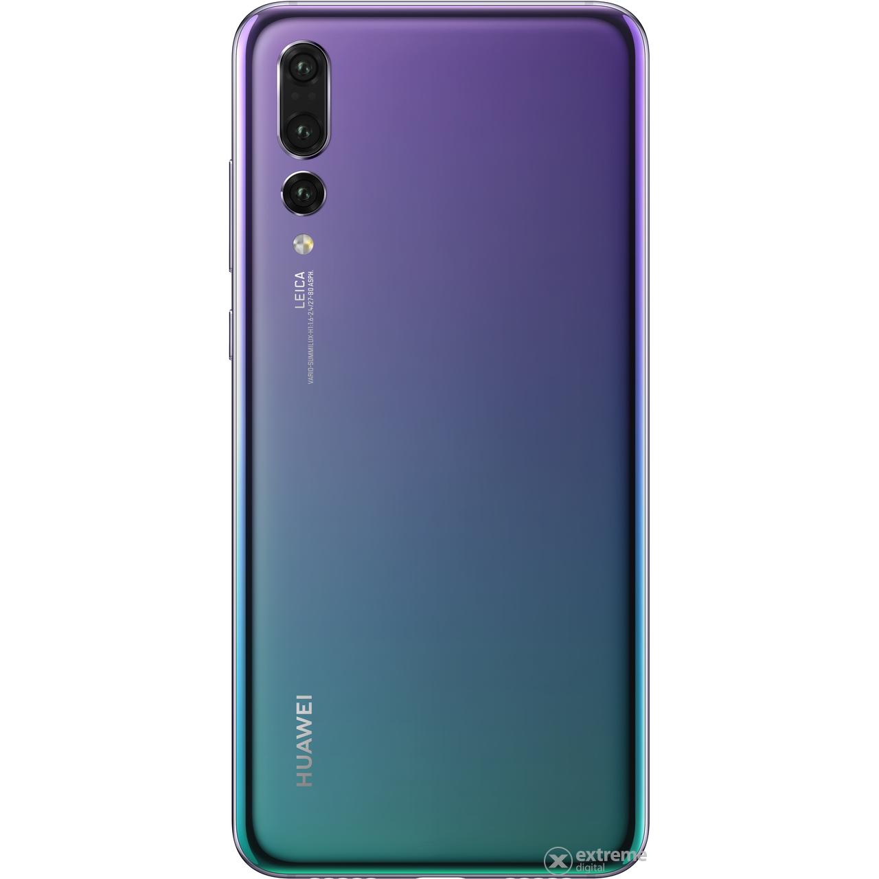 huawei p20 pro dual sim smartphone ohne vertrag android lila extreme digital. Black Bedroom Furniture Sets. Home Design Ideas