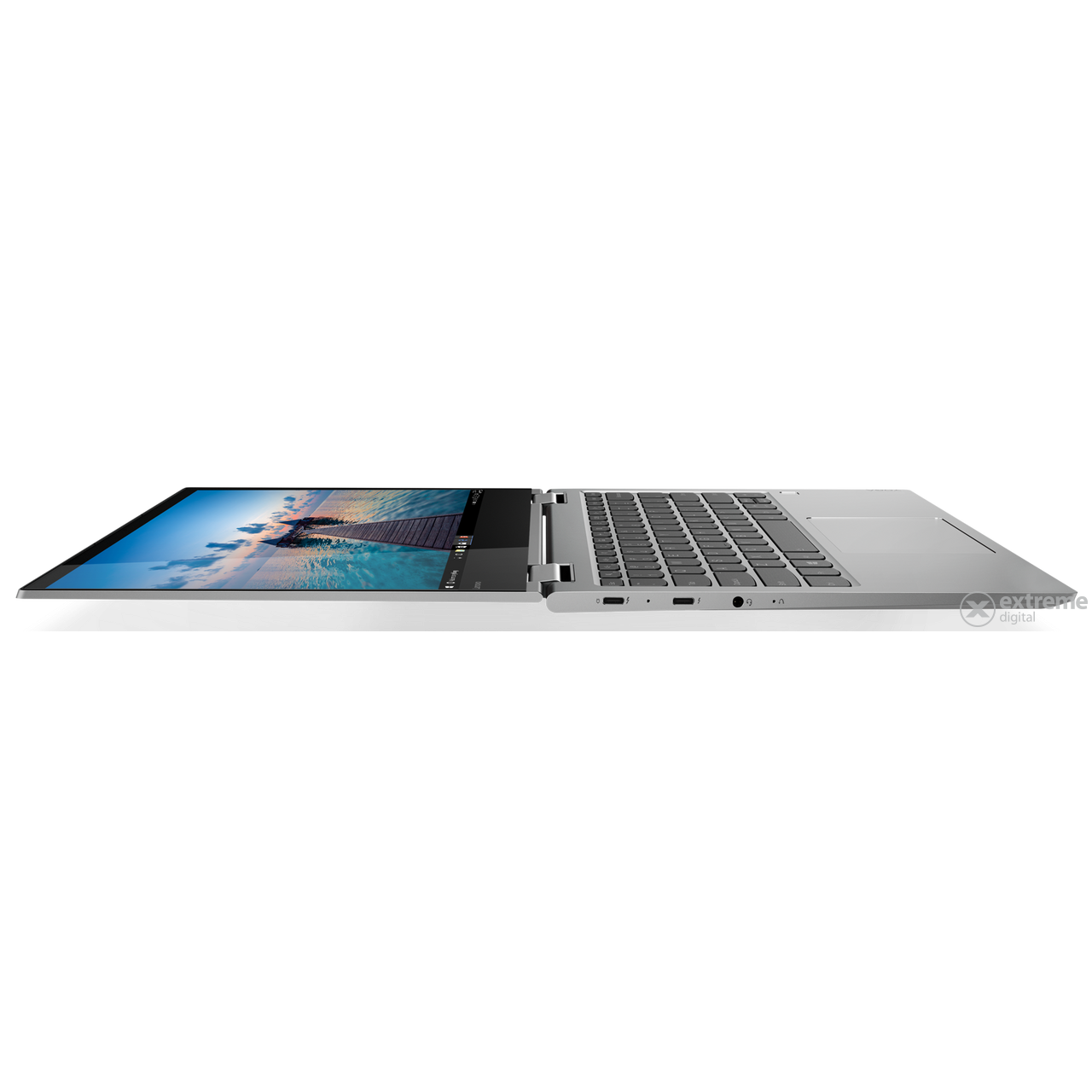 Lenovo IdeaPad YOGA 730-13IWL 81JR0051HV notebook, ezüst + Windows 10