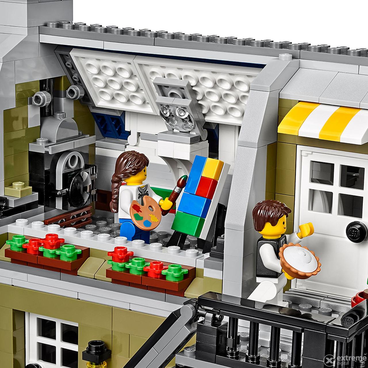 LEGO 10243 Creator Parisian Restaurant NEW