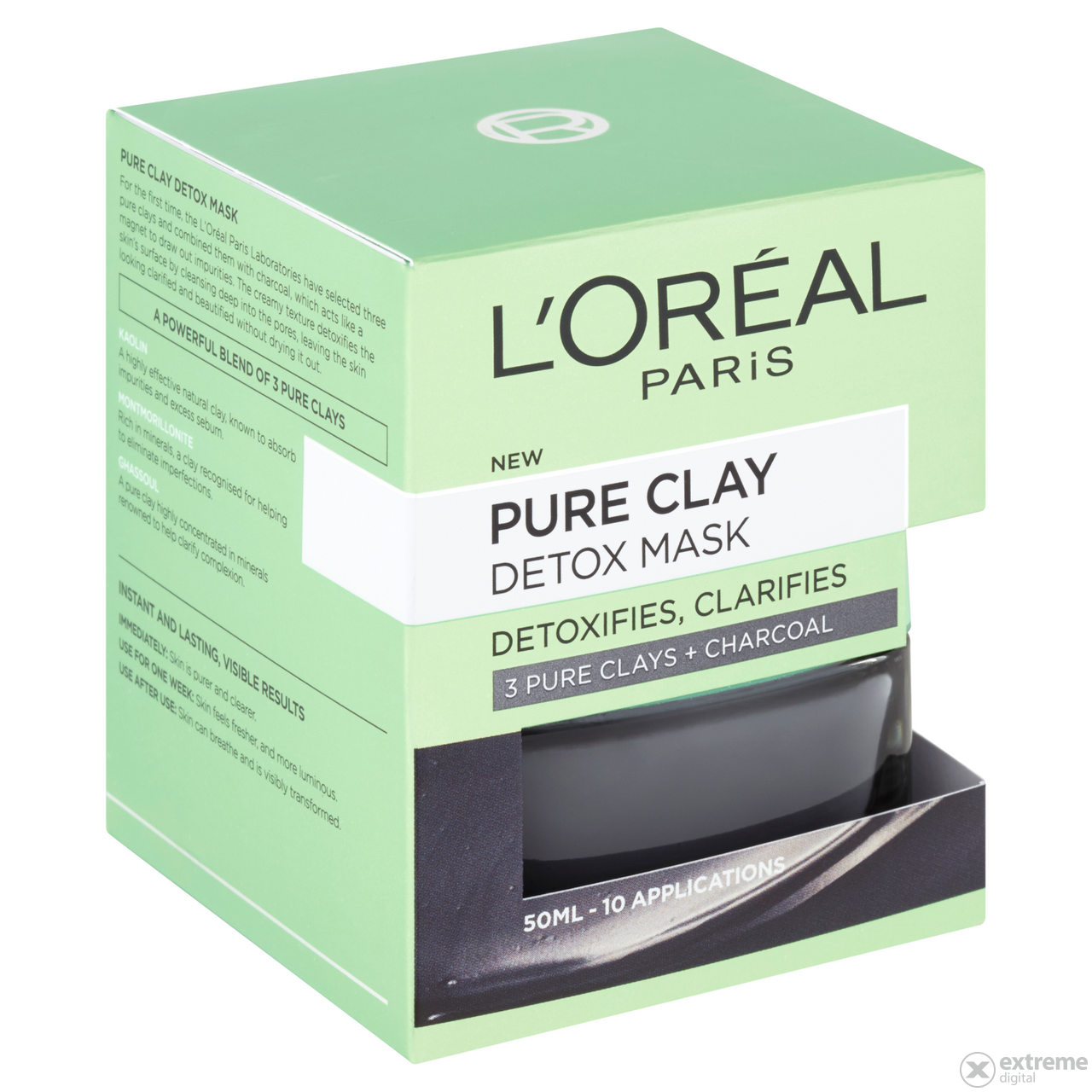 L`Oréal Paris Pure Clay