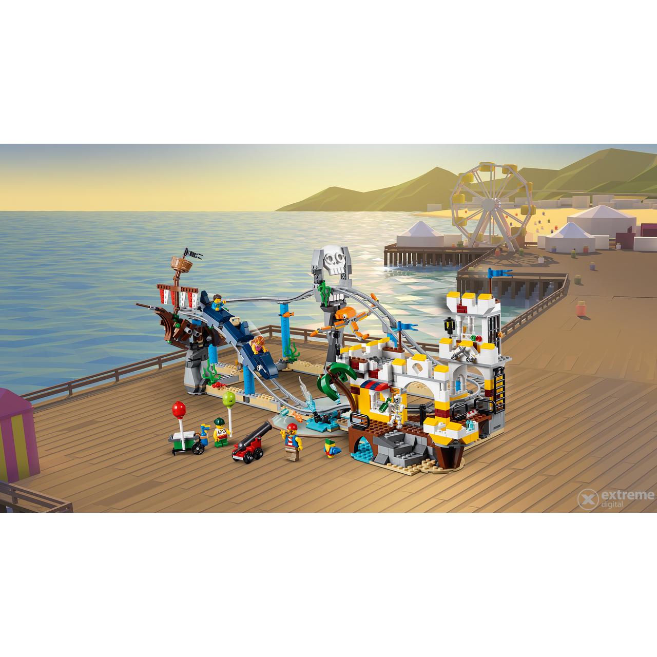 LEGO® Creator 31084 Kalózos hullámvasút  49d0c5d57f