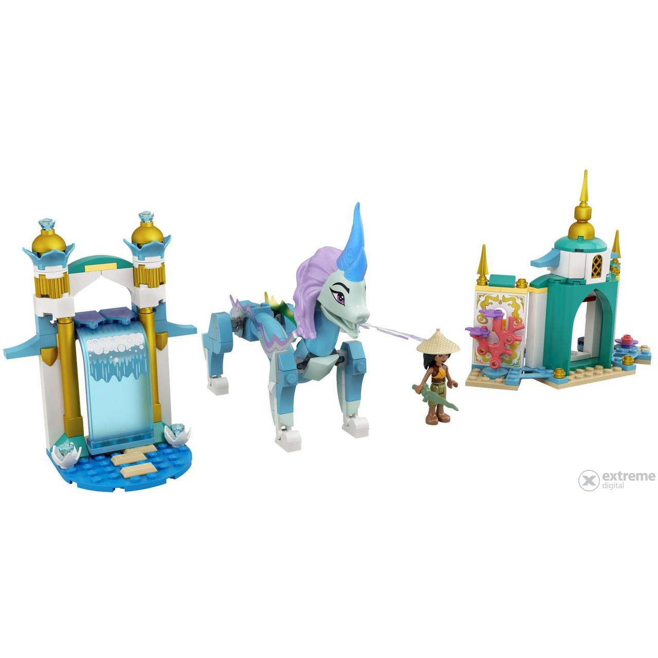 LEGO® Disney Princess™ 43184 Raya and Sisu Dragon
