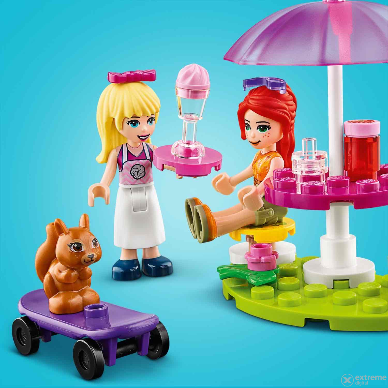 LEGO® Friends 41426 Кафене в парка на Хартлейк сити