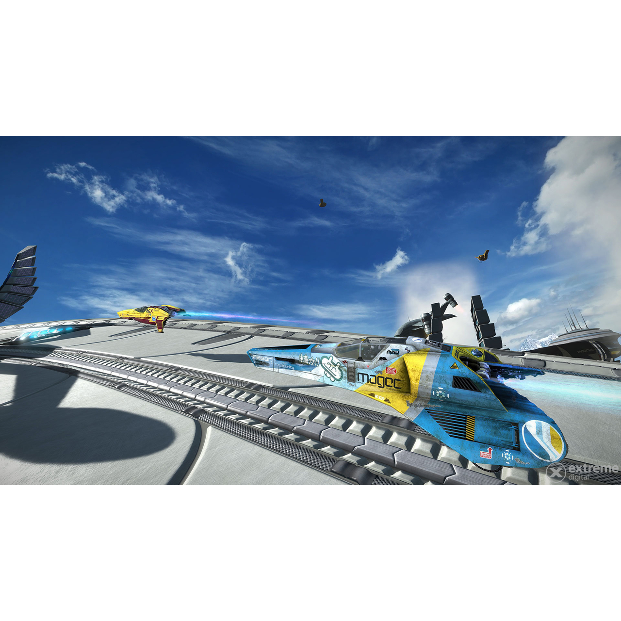 Joc Wipeout Omega Collection PS4