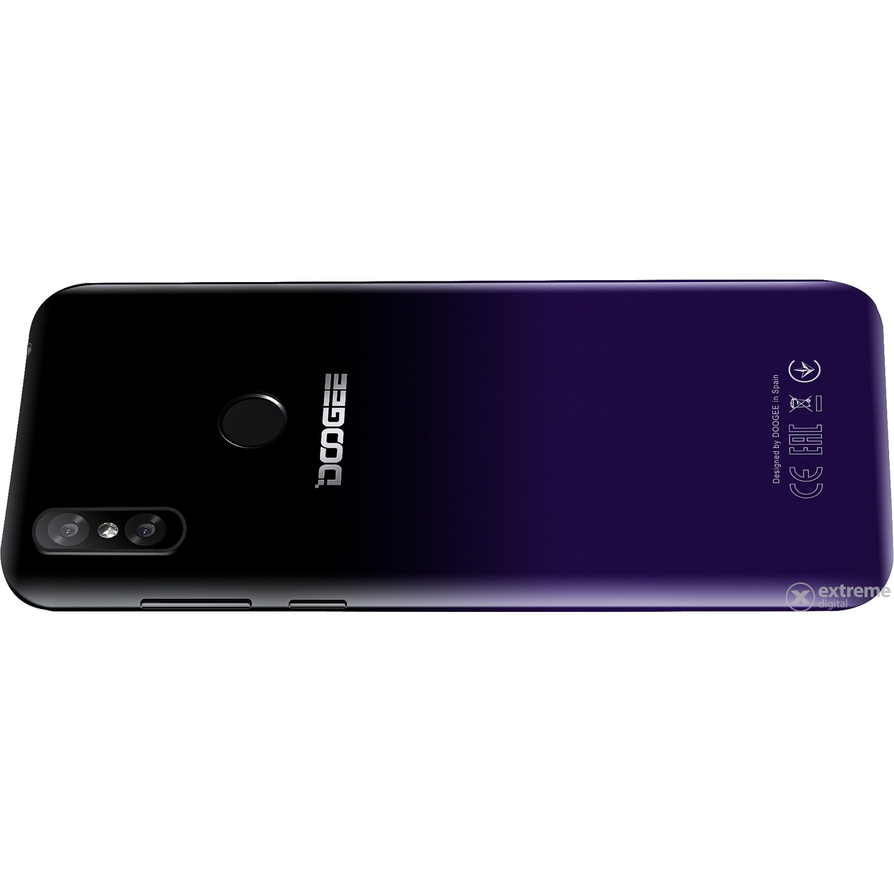 Doogee Y8 Plus Dual SIM pametni telefon, Phantom Purple (Android)