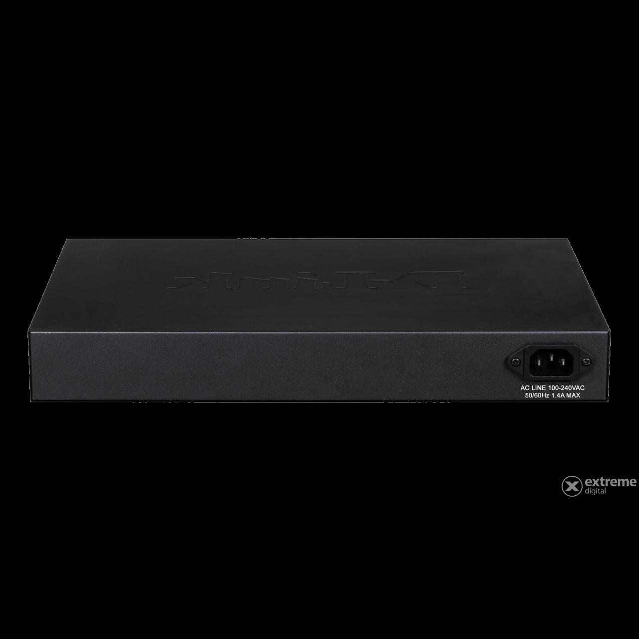 D Link 28 Port 10 100 1000 Mbps Gigabit Smart Switch Mit 4 Sfp Tp Sg1024d 24