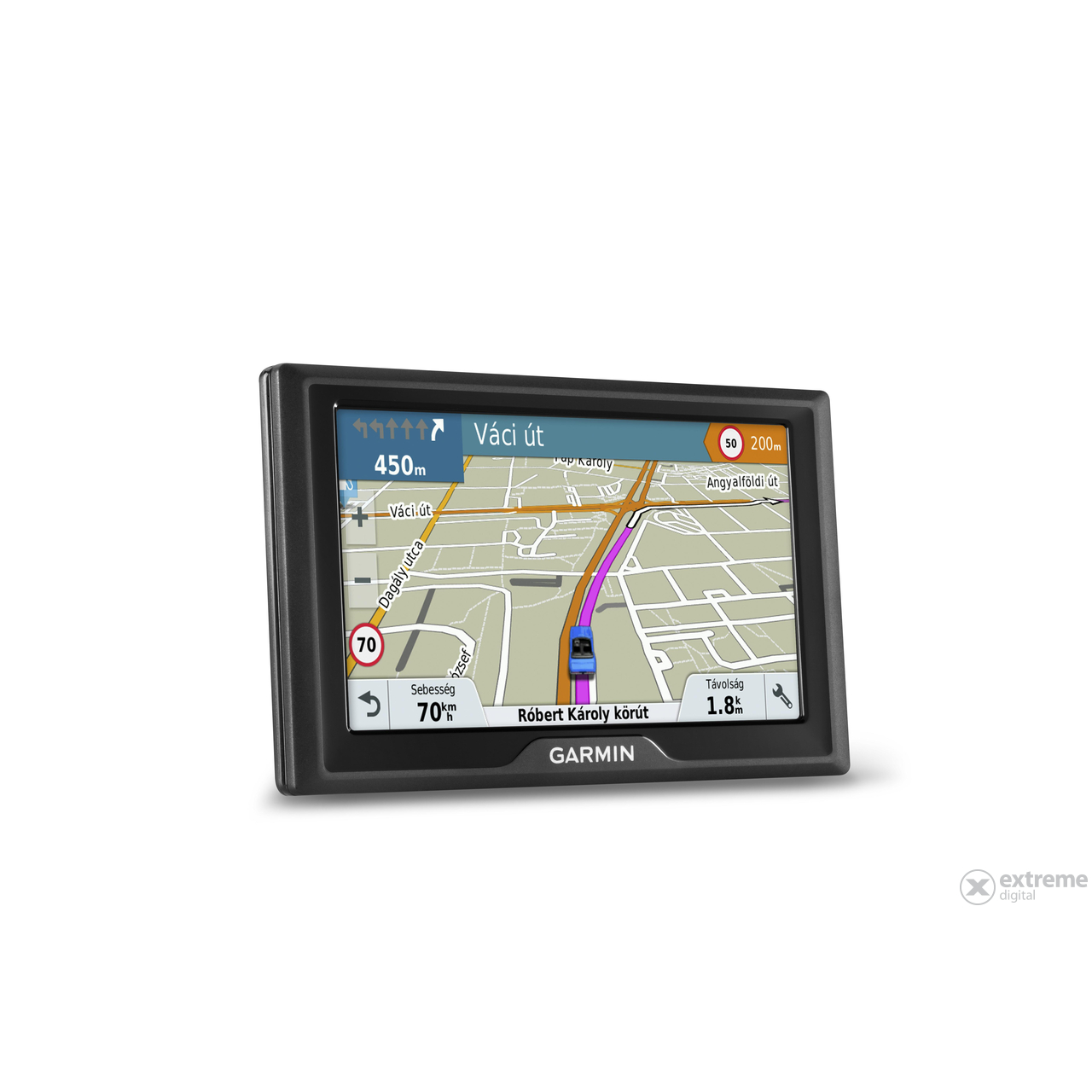 Garmin Drive 50 LMT (Lifetime Maps + TMC) 5