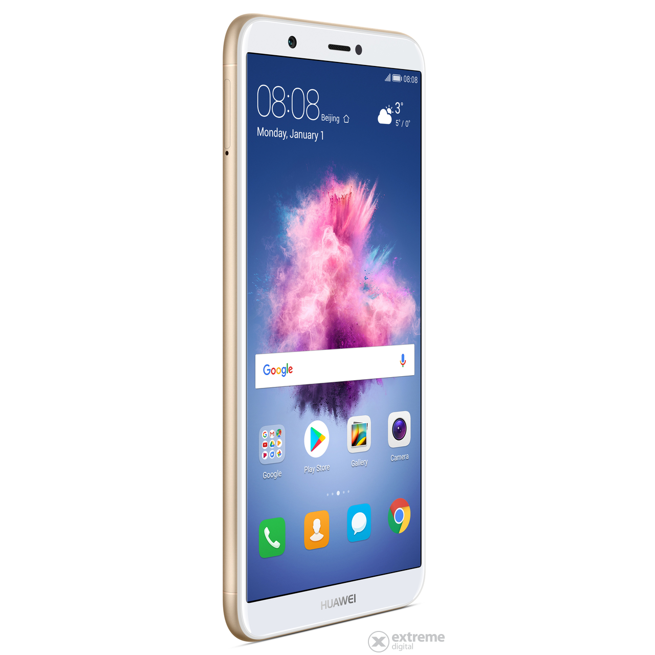 Telefon Huawei P Smart, Gold (Android)