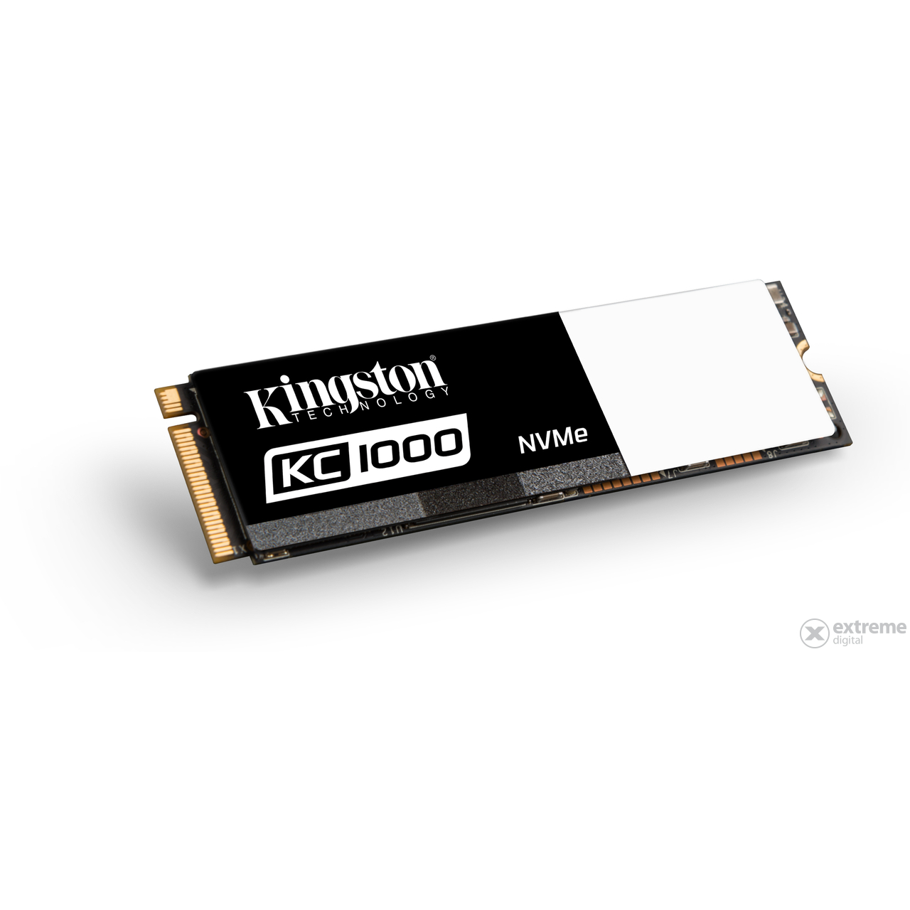 Kingston KC1000 NVMe PCIe M.2 SSD 240 GB SSD (SKC1000/240G)