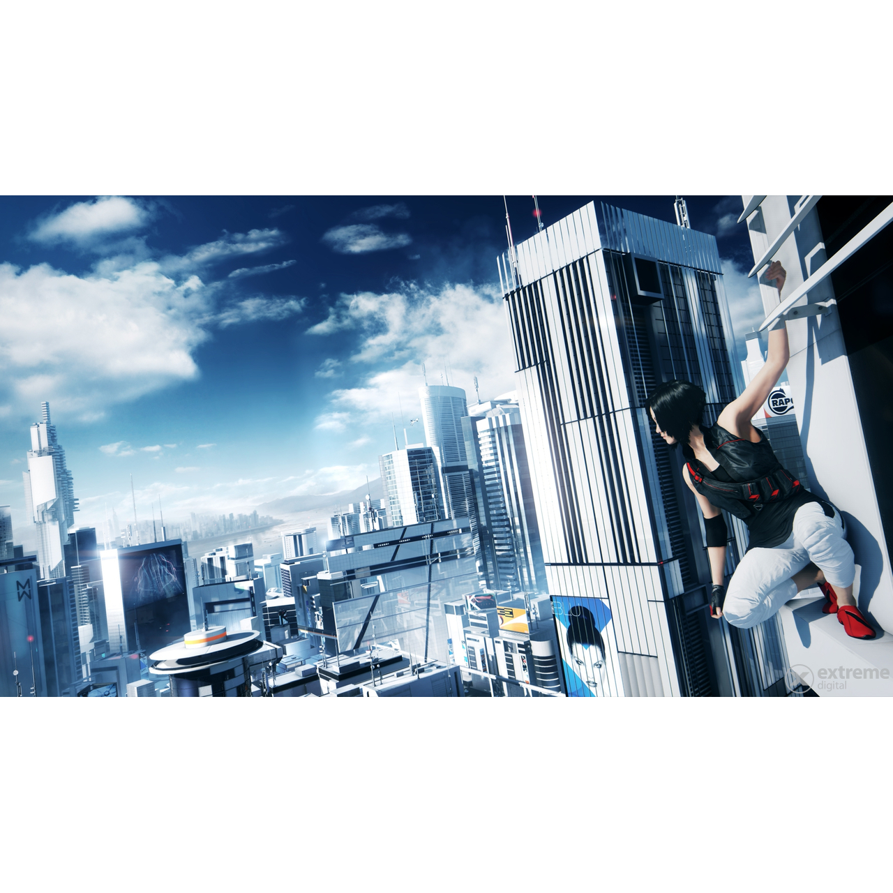 Mirror s edge catalyst xbox one hra extreme digital for Mirror xbox one