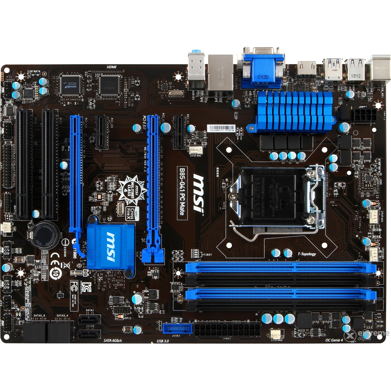 MSI B85-G41 PC Mate Intel