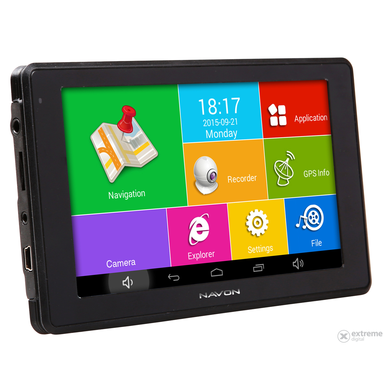 Navon A520DVR Android 5
