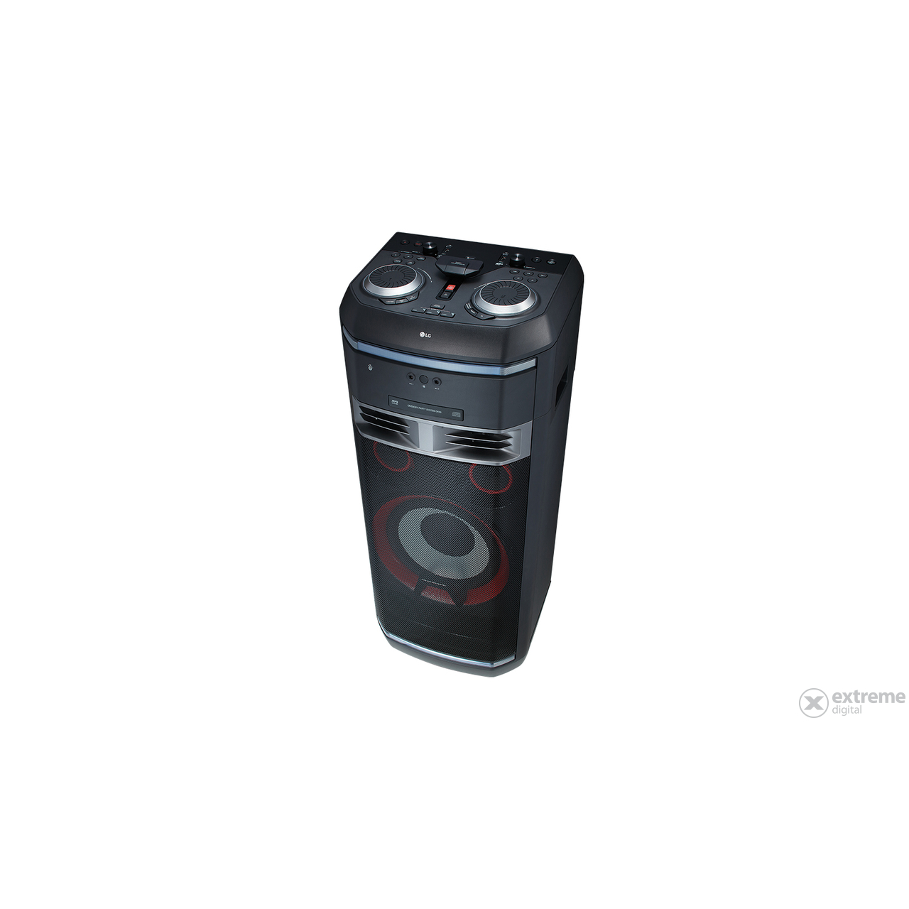 LG OL100 XBOOM 1800W Bluetooth Party Lautsprecher Set